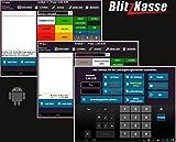 Android Kassensoftware BlitzKasseExpress für Handel, Kiosk, Reinigung, Imbiss. GDPdU GoDB KONFORM