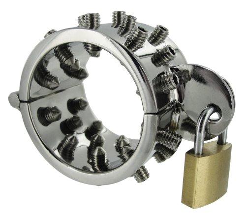 TOM 'S Sharp Spikes Edelstahl CBT Ring