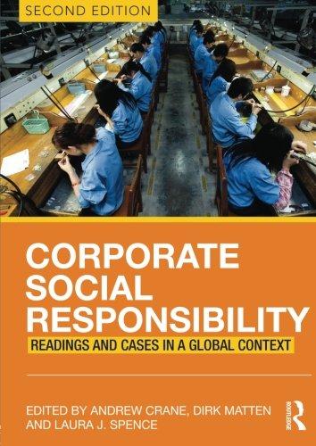 Corporate Social Responsibility (Csr-matte)