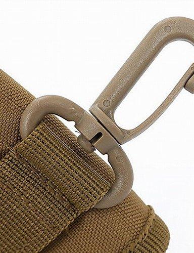 ZQ Handy-Tasche/Gürteltasche ( Armeegrün , 10L L) Staubdicht/tragbar/Multifunktions Camping & Wandern/Klettern/Jagd/Reisen army green
