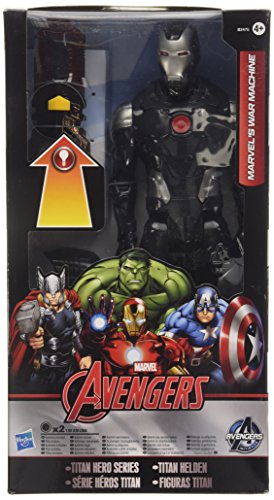 Marvel The War Machine of Avengers Titan The War Hero Series of the Cannon