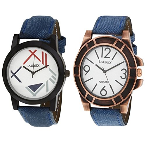 Laurex Analog Combo Wrist Watch LX-002-LX-024