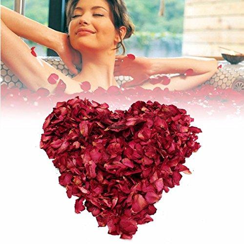 Bazaar Blütenblatt rosa natürlich getrocknetes Echte Blume Bain de Spa Produkte Duft Hochzeit