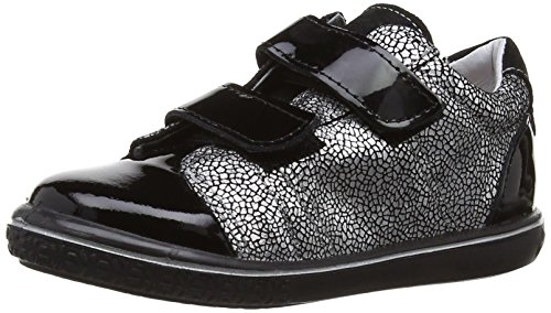 ricosta-niddy-m-scarpe-da-barca-bambina-colore-argento-silber-silver-black-taglia-24-eu