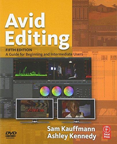Avid Editing, w. DVD-ROM