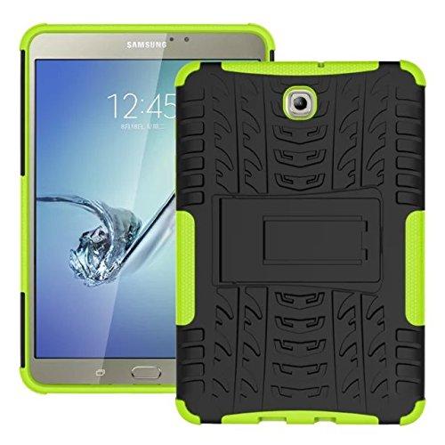 cover silicone tablet 8 pollici Skytar Galaxy Tab S2 8   Custodia - Ibrido Armor Cover in TPU Silicone & Duro PC Case Protezione Custodia per Samsung Galaxy Tab S2 8.0 Pollici( SM-T710 T713 T715 T719) Tablet Cover