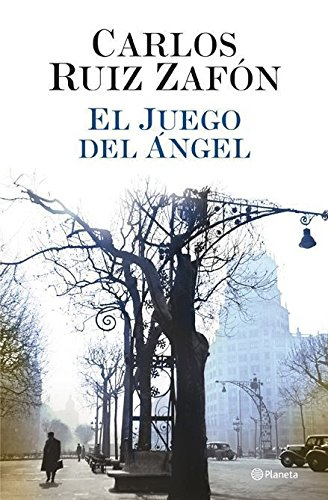 El Juego del Ángel (El Cementerio de los Libros Olvidados) (Tapa dura)
