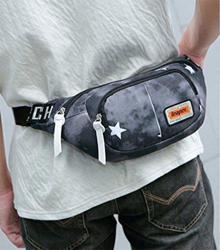 Ohmais Rücksack Rucksäcke Rucksack Backpack Daypack Schulranzen Schulrucksack Wanderrucksack Schultasche Rucksack für Schülerin star