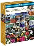 Antoine - Naturellement... - Coffret - Merveilles du monde + Animaux + Fleurs & plantes [Blu-ray]