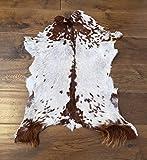 chèvre Hide Premium, Tapis en Peau de chèvre, Couvre-lit, Cuir Hair-on Souple Tapis, Tapis en Peau de chèvre