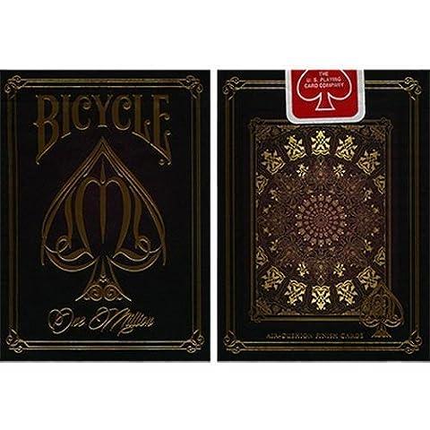 Baraja 54 cartas Format Poker - Baraja Bicycle One Million