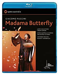Madame Butterfly [Blu-ray]