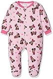 Disney Mädchen Spieler Minnie Mouse Baby Hearts, Pink (Lpink 13-2801TC), 74