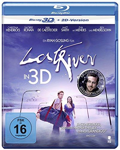 Lost River (Regiedebüt von Ryan Gosling) [3D Blu-ray + 2D Version]