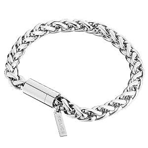 Police - PJ25135BSS01L - Bracelet Homme - Acier inoxydable 0.045 gr - 20 cm