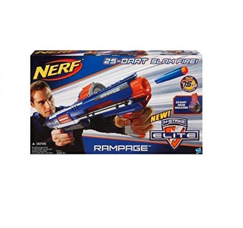 Verpackung N-Strike Elite Rampage