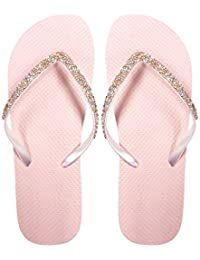 45fefbf528d29 SUGAR ISLAND® Unisex Ladies Girls Mens Summer Beach FLIP Flop Pool Shoes