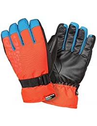 ZIENER Boing Touch Guantes, Hombre, Rojo, M