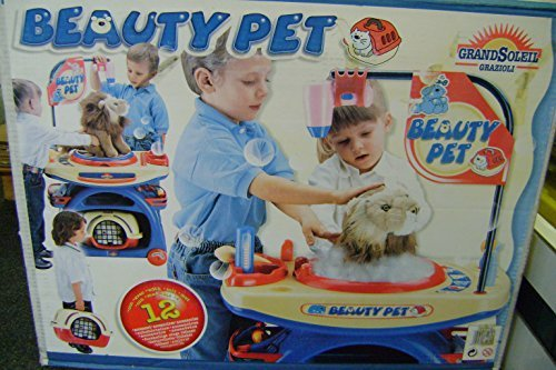 BEAUTY PET GRAZIOLI TOILETTE ANIMALI GRAND SOLEIL