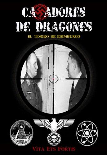 Cazadores de Dragones: El Tesoro de Edimburgo por Eva Ballester Mula