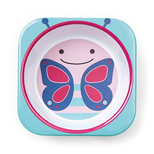 Skip Hop Zoo Bowl Butterfly Schale, Motiv Schmetterling