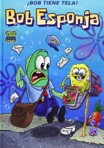 Descargar Libro Libro Bob Esponja - Número 3 (BOB ESPONJA CÓMIC) de United Plankton Pictures Inc.