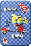 Fleece Deken - Minion Mania (100x150cm)