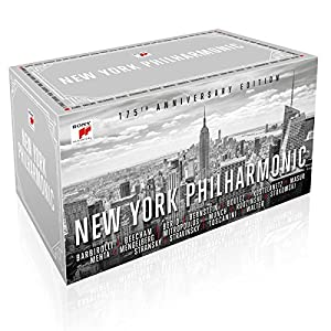 York Philharmonic 175Th Anniversary by Sony Music Classical
