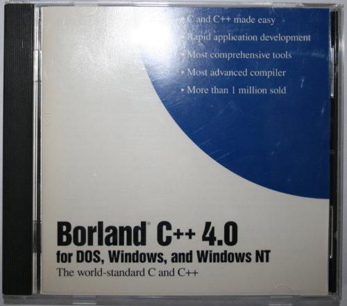Borland C++ Builder 4.0 Standard [Import]