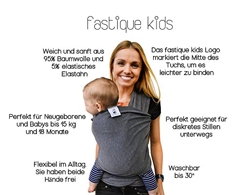 Fastique Kids Babytragetuch - 3
