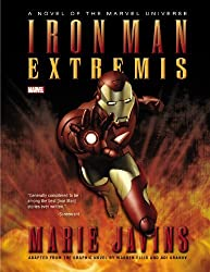 Iron Man: Extremis Prose Novel by Marie Javins (2014-01-14)