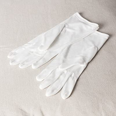 Jasmine Silk Ultmate Pure Silk Moisturising Gloves