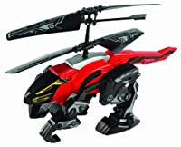 Silverlit Heli Beast 2-Channel I/R Remote Control Helicopter that Walks and Flies (Assorted Colours) from Silverlit
