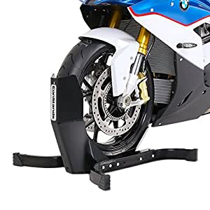 Motorcycle Front Wheel Stand ConStands Easy Plus Kawasaki ZRX 1100, ZRX 1200, ZRX 1200 R, ZRX 1200 S black