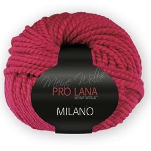 MILANO - 50g - Farbe: 32, rot (15 Farben erhältlich)