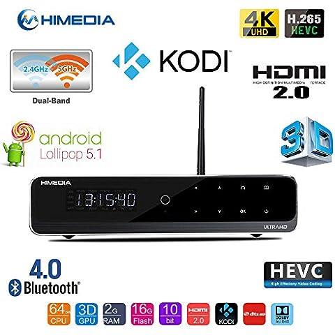 Himedia Q10 Pro 4k (Ultra HD) 3d