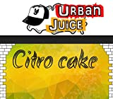 Urban Juice 10ml E-Liquid Aroma Citro Cake Buttermilch Zitrone 0mg/ml Nikotin frei
