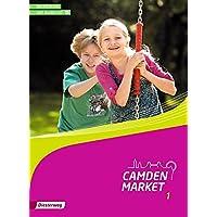 Camden Market - Ausgabe 2013: Workbook 1 mit Audio-CD