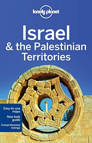 Lonely Planet Israel & the Palestinian Territories (Travel Guide) by Lonely Planet (2015-10-16)