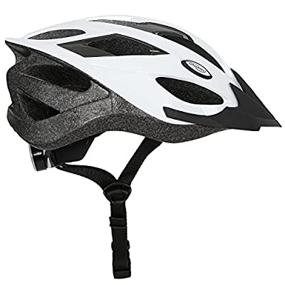 Physionics Kids' Bicycle Safety Helmet (Choice of colours and sizes) Adjustable Bike Skateboard Helmet Boys' Girls' Cycling Skating Scooter Children's Head Protection from Physionics
