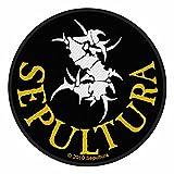 Sepultura Circular Logo Patch