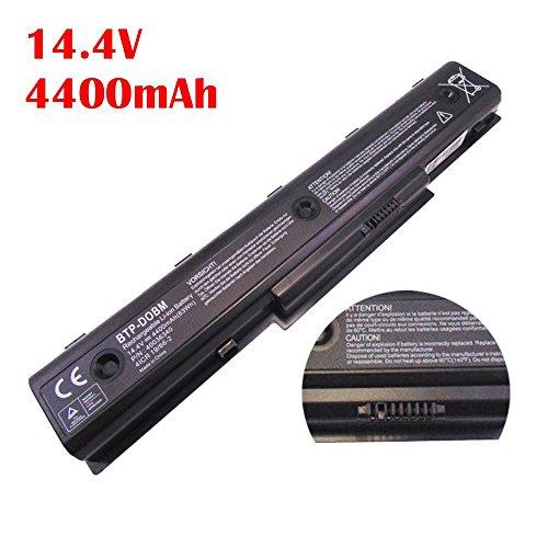 Neu Laptop Akku Medion Akoya P7624 MD98920 MD98921 P7812 E7218 40036340 BTP-DOBM 14.4V 4400mAh