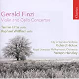 Gerald Finzi: Violin And Cello