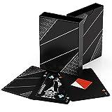 AEY Catcher ® Kartendeck - Luxuriöse Schwarze Zauberkarten - Vibrant Edition -...