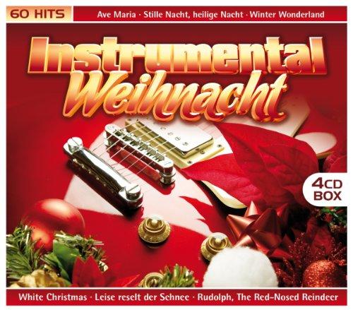 ht (60 Weihnachtslieder auf 4 CDs - Ave Maria, Stille Nacht, Winter Wonderland, White Christmas, Leise rieselt der Schnee, Rudolph The Red-Nosed Reindeer uva.) ()