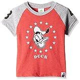 Fox Baby Boys' T-Shirt (Red Melange_18-24 M_327610)
