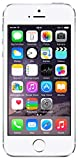 Apple iPhone 5S Smartphone (4 Zoll (10,2 cm) Touch-Display, 32 GB Speicher, iOS 7) silber