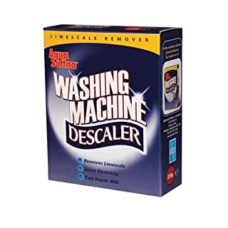 Aqua Softna Washing Machine Descaler Limescale Remover 250g