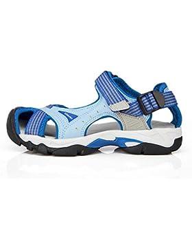 Le donne si adattano a scarpe da ginnastica sandali esterni estivi leggeri e traspiranti , blue , 39