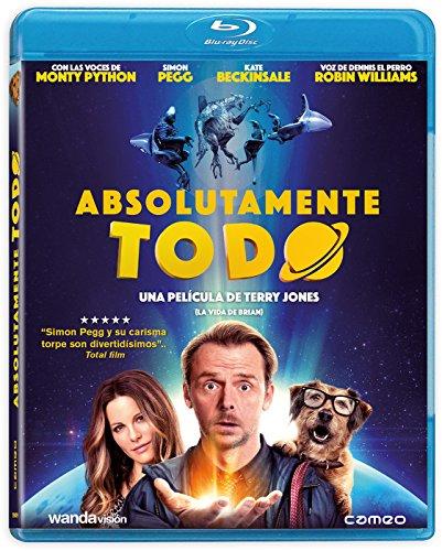 Absolutamente todo [Blu-ray] 511J K0A4zL